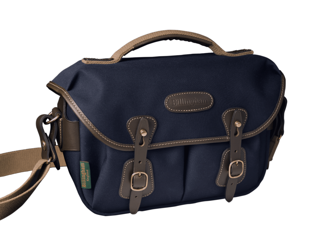 Billingham Navy Canvas Hadley Small Pro