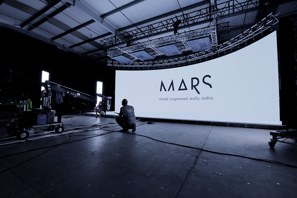 MARS Studio with logo