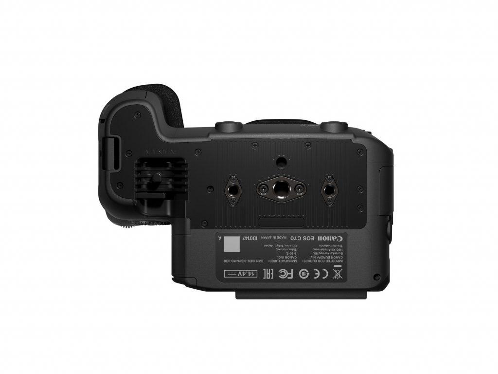 Canon EOS C70 base
