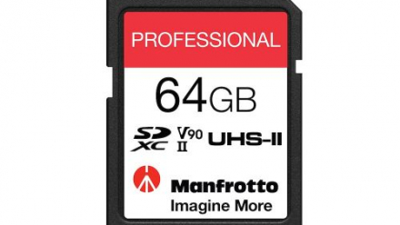 Read Manfrotto Memory Cards Available for Half Price!