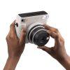 instax SQ1 Chalk White selfie mode