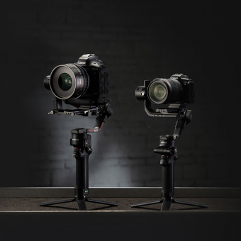 PhotoBite - DJI's Range of Ronin Gimbals Expands with the Lighter & Brighter DJI RS 2 and DJI RSC 2
