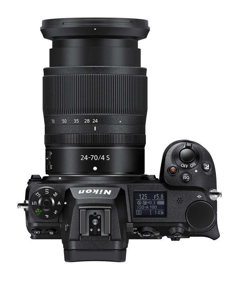 Nikon Z 6II with 24-70mm F4