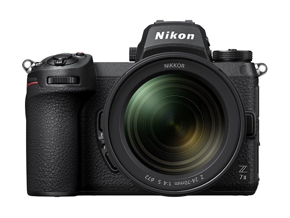 Nikon Z 7II with 24-70mm F4