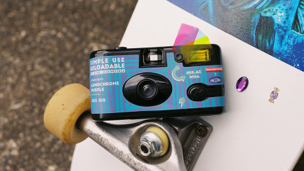 Read Lomography × Challenger Special Edition Simple Use Camera Revealed