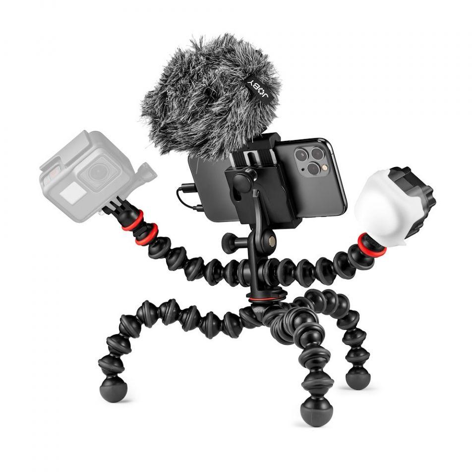 JOBY Gorrillapod Mobile Vlogging Kit