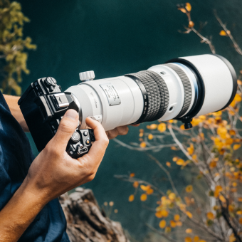 PhotoBite - Olympus M.Zuiko Digital ED 150-400mm F4.5 TC1.25x IS PRO Revealed