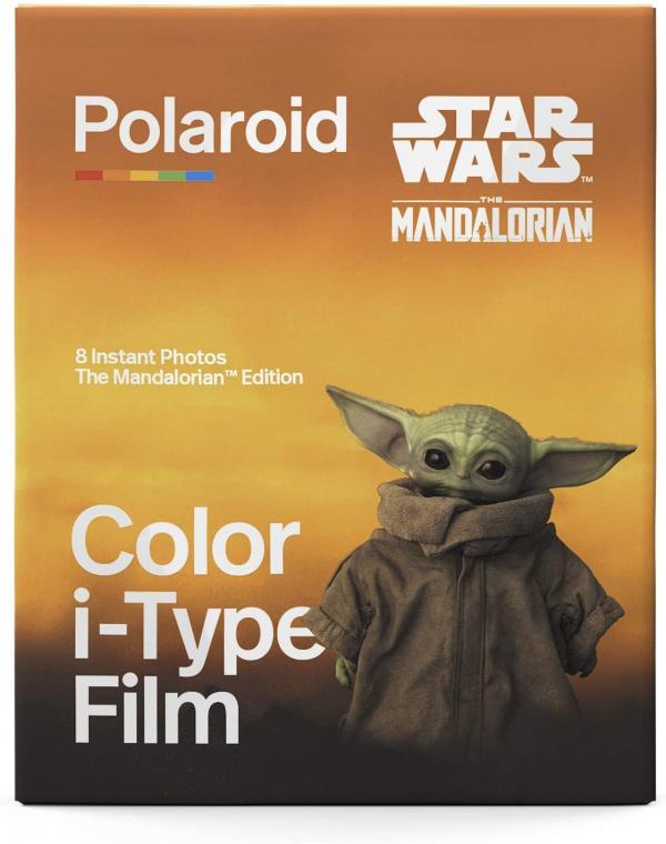 POLAROID I-TYPE COLOR THE MANDALORIAN EDITION front