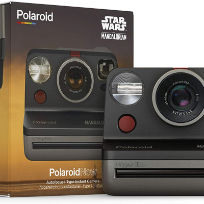 Polaroid Now Mandalorian Edition