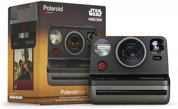 Polaroid Now Mandalorian Edition