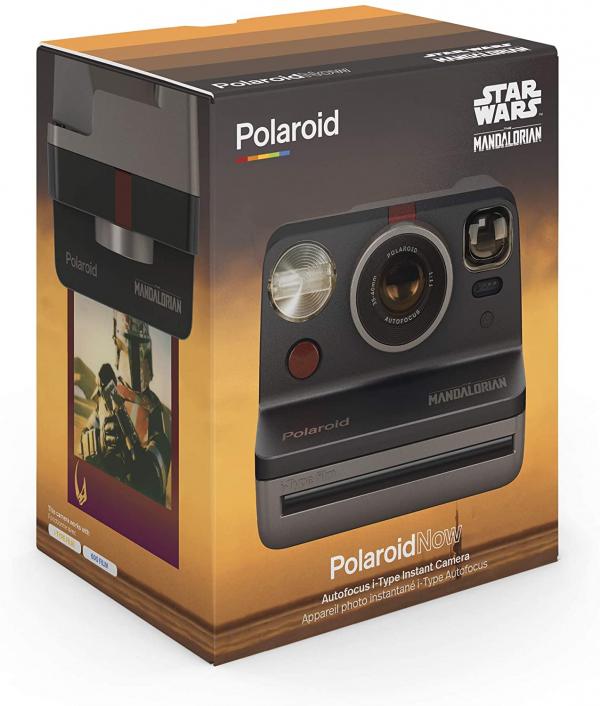 Polaroid Now Mandalorian Edition box 1