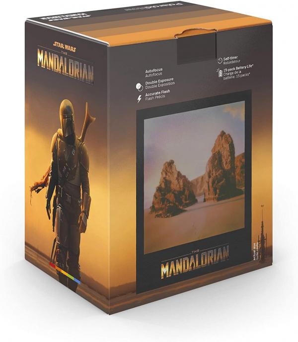Polaroid Now Mandalorian Edition box 2