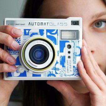 PhotoBite - Lomography Introduce the Lomo'Instant Automat Glass Assemble Configure Edition