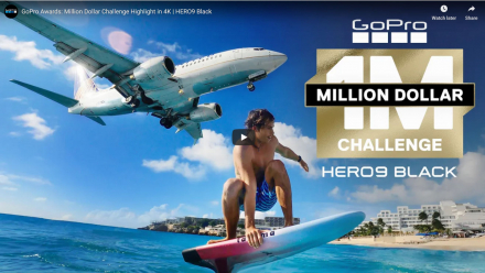 Read GoPro Announces Winners of the 2020 HERO9 Black Million Dollar Challenge