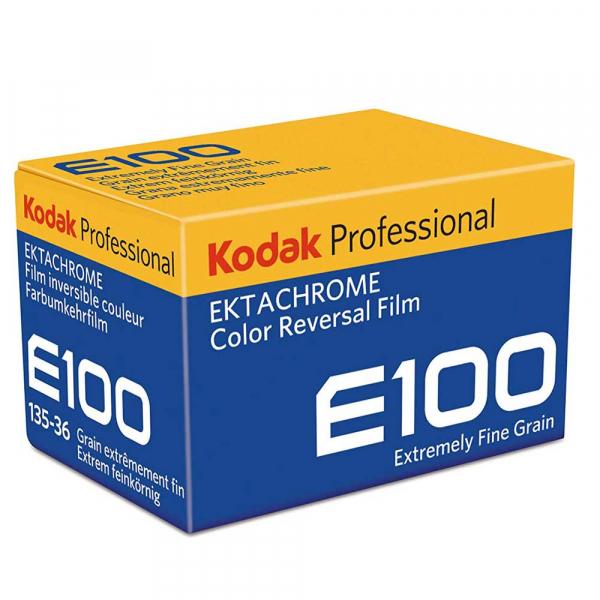 Kodak Ektachrome Professional E100-135-36 box