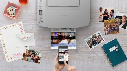 Read Canon Reveals the PIXMA TS3450 Inkjet Printer