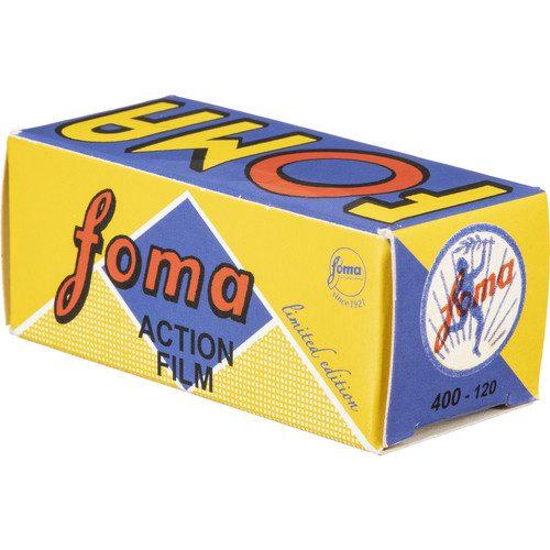 Foma 120 action film box 2