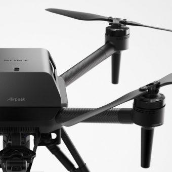PhotoBite - Sony Reveals New Drone Brand: Airpeak