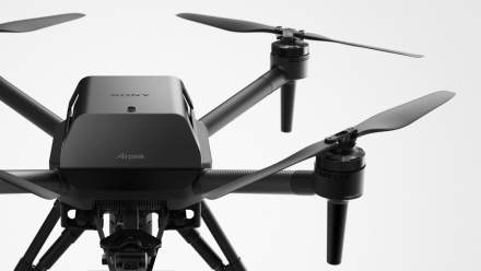 Read Sony Reveals New Drone Brand: Airpeak
