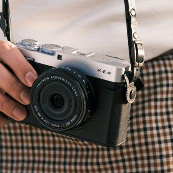 PhotoBite - Fujifilm X-E4: Fujifilm's Latest Cool Compact Camera is Revealed