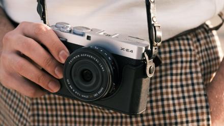 Read Fujifilm X-E4: Fujifilm's Latest Cool Compact Camera is Revealed