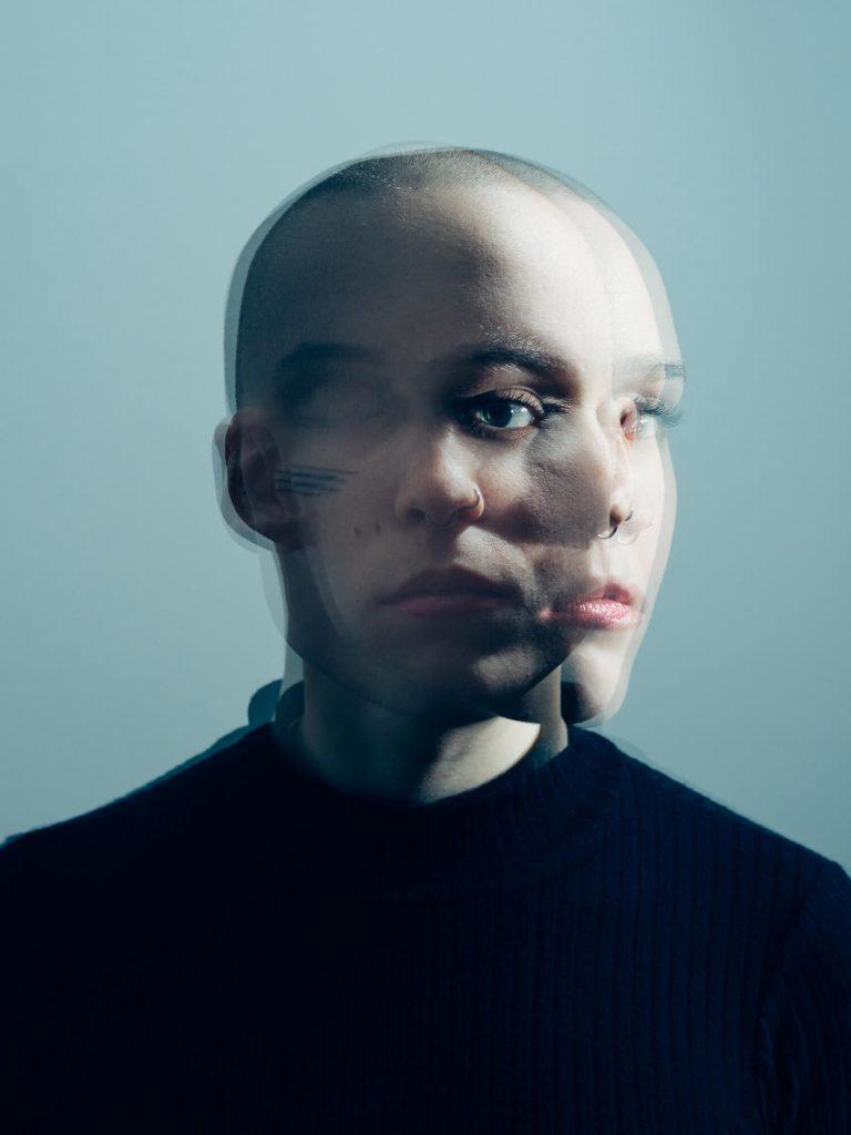 'Moving Portrait' by Astrid Susanna Schulz