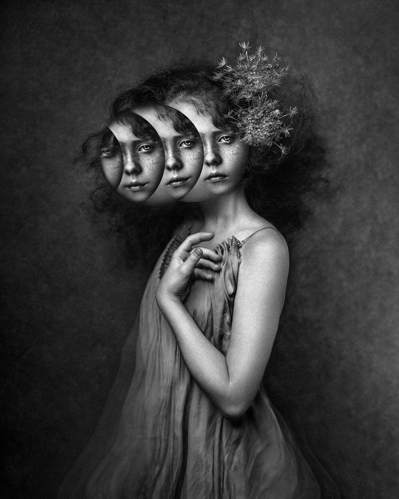 'The Moon Girl' by Kamila J. Gruss.
