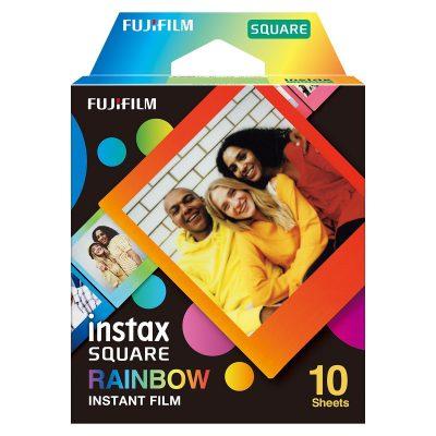 Fujifilm-instax-SQUARE-Rainbow-Instant-Film-box