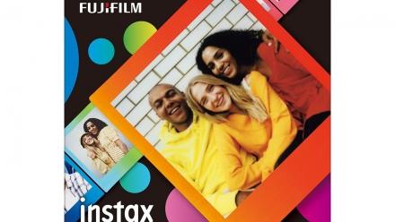 Read Fujifilm instax SQUARE Rainbow Instant Film [10 shots]