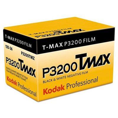 Kodak-TMAX-P3200-box