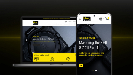 Read Nikon School Re-Launches Online: 20% PhotoBite Reader Discount