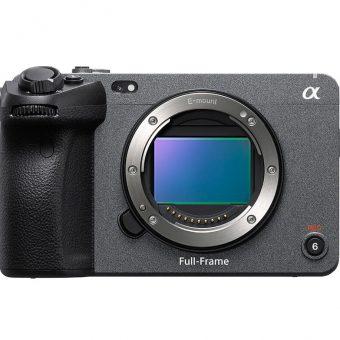 PhotoBite - Sony FX3 Revealed: Sony's Smallest & Cheapest Professional Cinema Line Camera