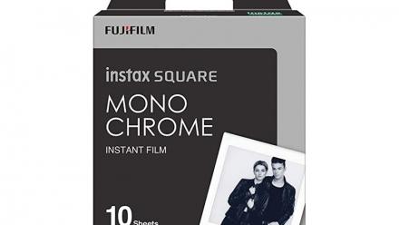Read Fujifilm instax SQUARE Monochrome Instant Film [10 shots]