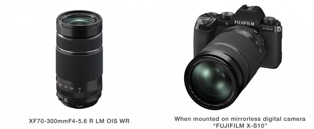 Fujifilm XF70-300 F4-5.6 with X-S10