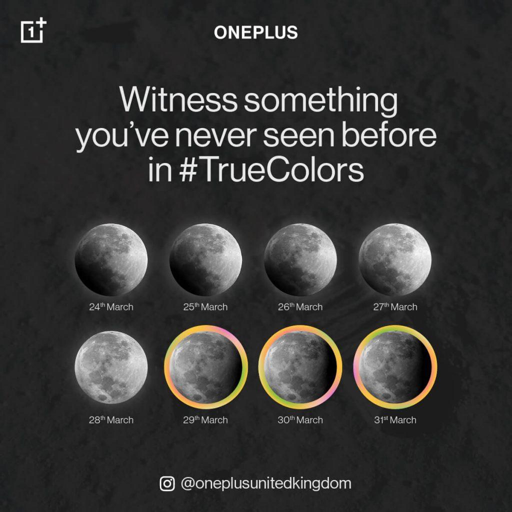 OnePlus 9 event