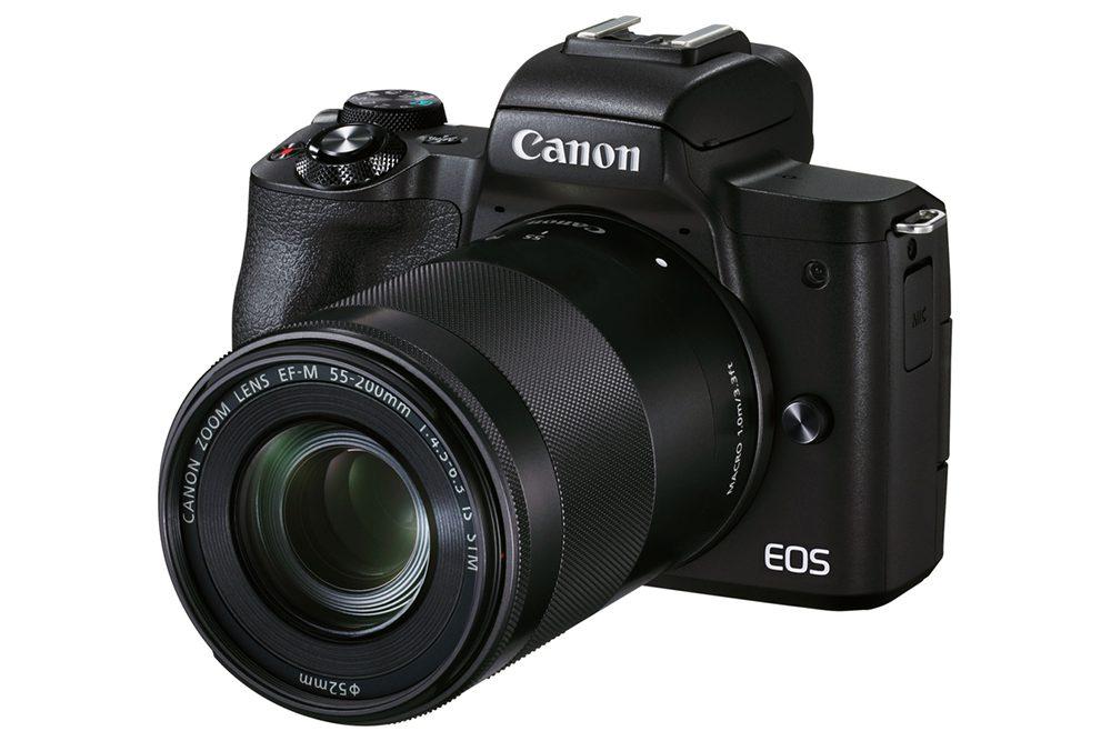 Canon M50 Mark II Black