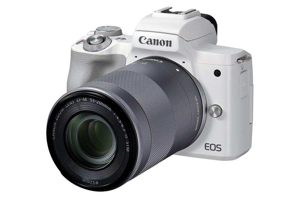 Canon M50 Mark II White