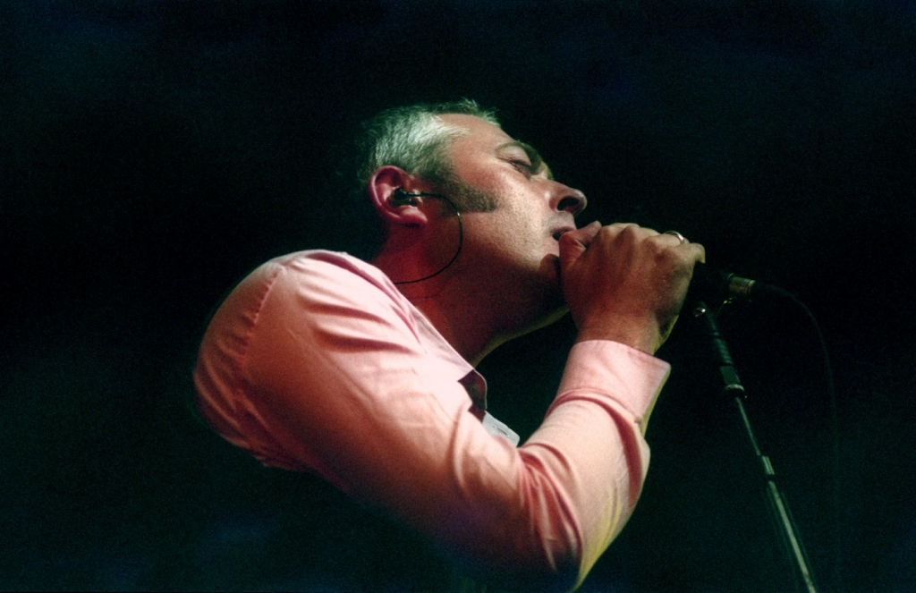 Tindersticks - Nikon Super Coolscan 4000 ED with VueScan TIFF scan and conversion