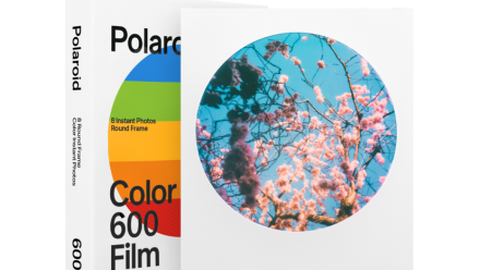 Read Polaroid Round Frame Film Makes a Comeback