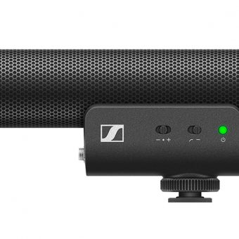 PhotoBite - Sennheiser MKE 400 Shotgun Microphone Reinvented for 2021