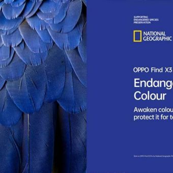 PhotoBite - OPPO Smartphones & National Geographic Drive Awareness to Endangered Species