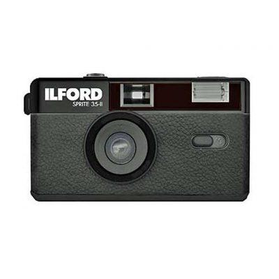 Ilford-Sprite-35-II-Reusable-Camera-Black-Front
