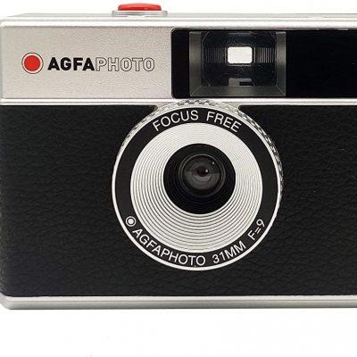 AGFA Photo 35mm Analogue Photo Camera - Black