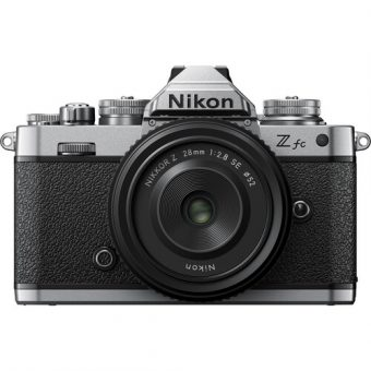 PhotoBite - Nikon Zfc Revives The Classic Nikon FM2 SLR for the Digital Generation