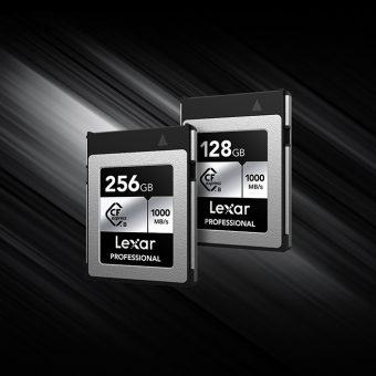 PhotoBite - Lexar Announces Their Professional CFexpress Type B Card Silver Series