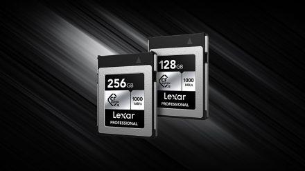 Read Lexar Announces Their Professional CFexpress Type B Card Silver Series