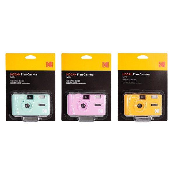 Kodak M35 Reusable Film Camera colours 2