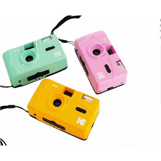 Kodak M35 Reusable Film Camera colours 3