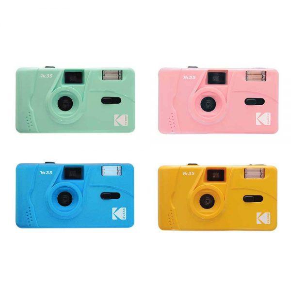 Kodak M35 Reusable Film Camera colours