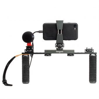 PhotoBite - Saramonic Reveals VGM Stabilisation Kit & Vmic Mini Mic